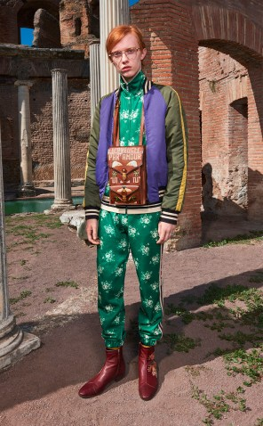 GUCCI RESORT 2018 MENSWEAR59