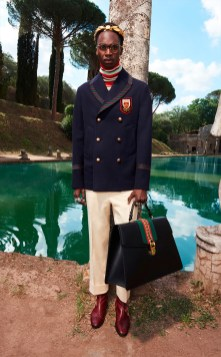 GUCCI RESORT 2018 MENSWEAR68