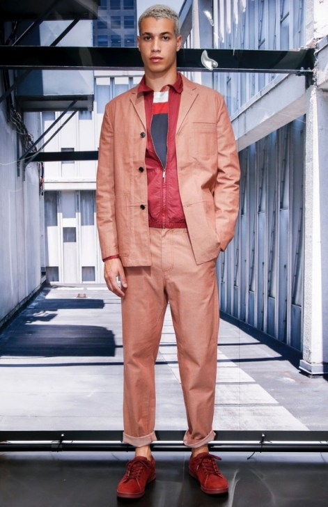 PERRY ELLIS MENSWEAR SPRING SUMMER 2018 NEW YORK12