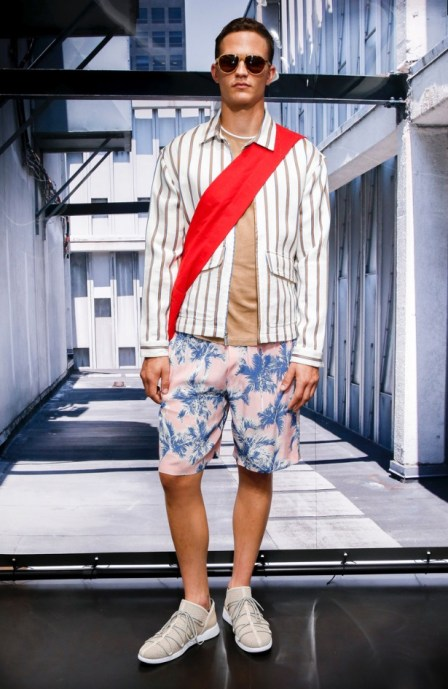 PERRY ELLIS MENSWEAR SPRING SUMMER 2018 NEW YORK14