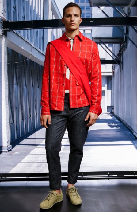 PERRY ELLIS MENSWEAR SPRING SUMMER 2018 NEW YORK2