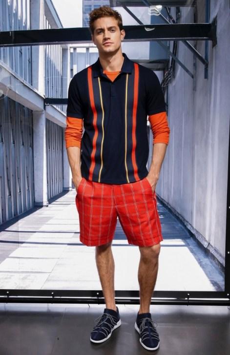 PERRY ELLIS MENSWEAR SPRING SUMMER 2018 NEW YORK4