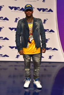 Conceited attends the 2017 MTV Video Music Awards at The Forum on August 27, 2017 in Inglewood, California.