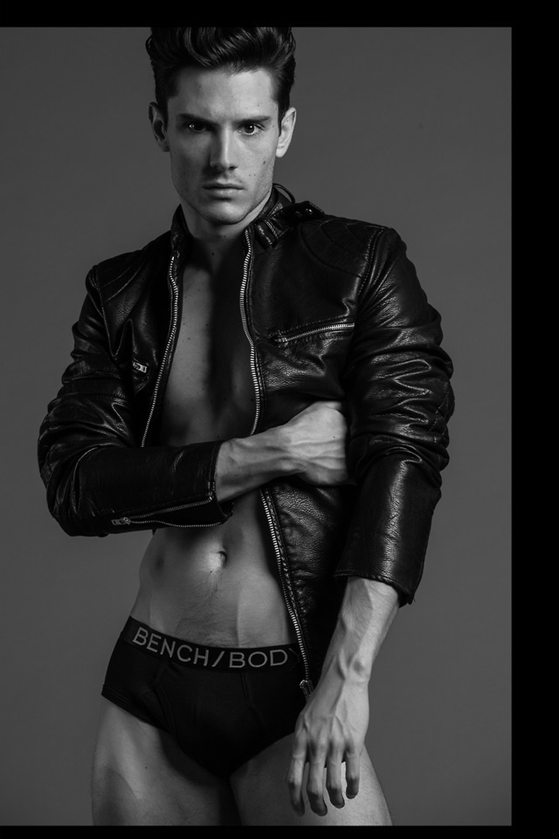 Diego Barrueco by Brent Chua for BENCH Body14