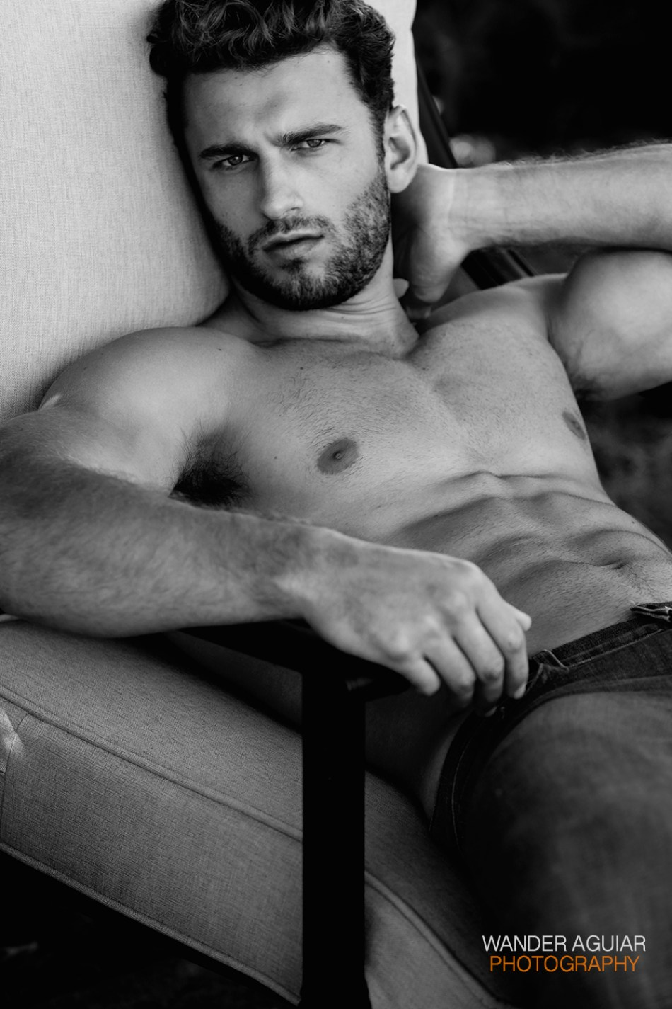 Forest Harisson by Wander Aguiar for Fashionably Male7