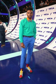 Jay Versace attends the 2017 MTV Video Music Awards at The Forum on August 27, 2017 in Inglewood, California.