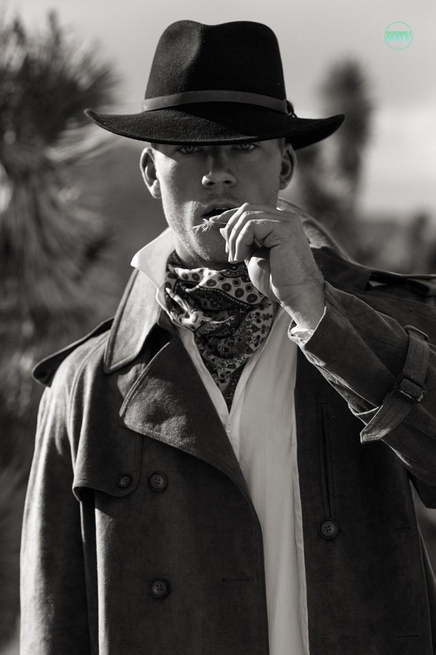 Kaz van der Waard by Ivan Avila for Fashionably Male6