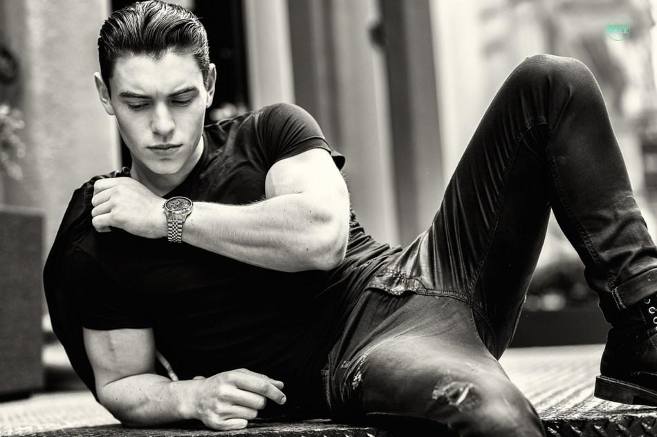 Ryan Kolton by Armando Adajar Fashionably Male7
