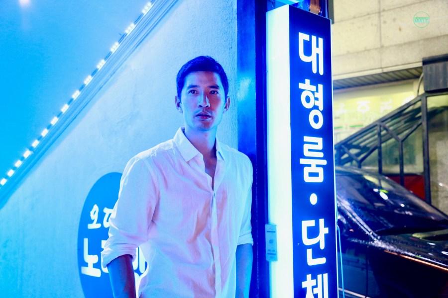 The Night Watchman Richie Kul by Wendy Loke for Fashionably Male5