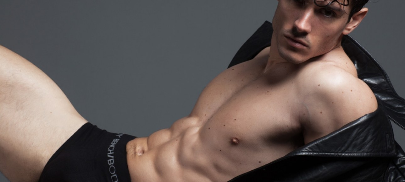 Bench Body Featuring Diego Barrueco By Brent Chua Fashionably Male