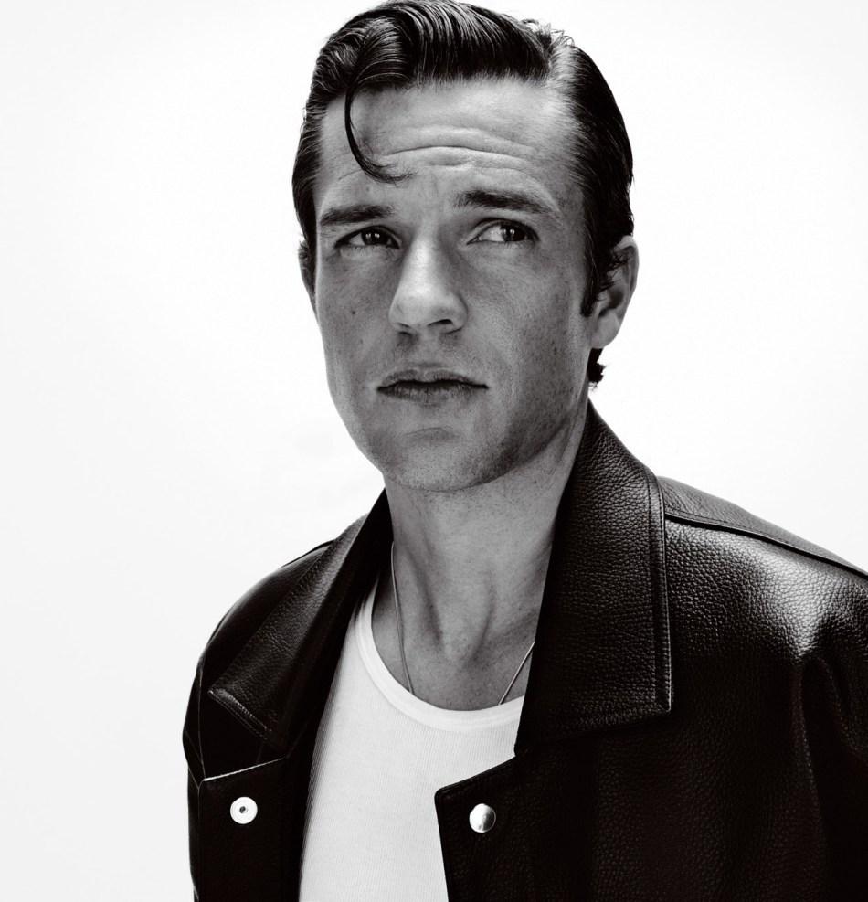 Brandon Flowers for Essential Homme September 2017 Issue9