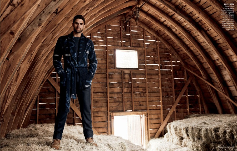 Chad White for Bergdorf Goodman Fall Collection 20176