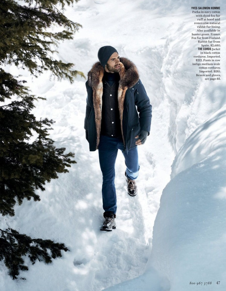 Chad White for Bergdorf Goodman Fall Collection 20178