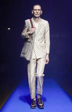 GUCCI READY TO WEAR SPRING SUMMER 2018 MILAN1