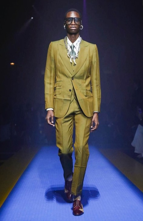 GUCCI READY TO WEAR SPRING SUMMER 2018 MILAN25