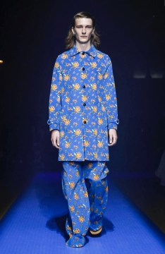 GUCCI READY TO WEAR SPRING SUMMER 2018 MILAN30