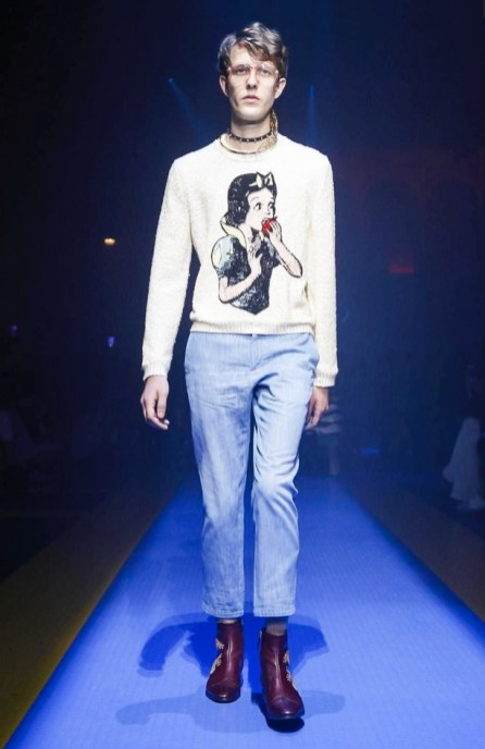 GUCCI READY TO WEAR SPRING SUMMER 2018 MILAN38