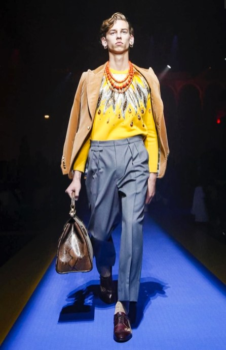 GUCCI READY TO WEAR SPRING SUMMER 2018 MILAN39
