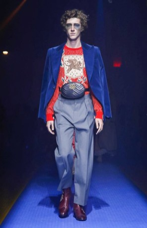 GUCCI READY TO WEAR SPRING SUMMER 2018 MILAN5
