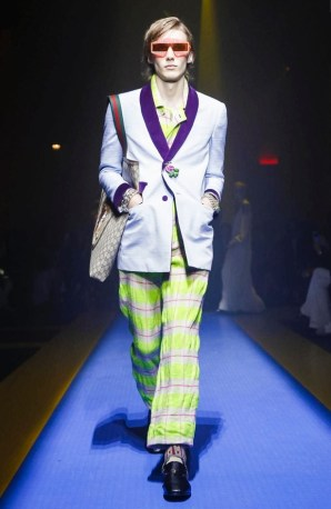GUCCI READY TO WEAR SPRING SUMMER 2018 MILAN6