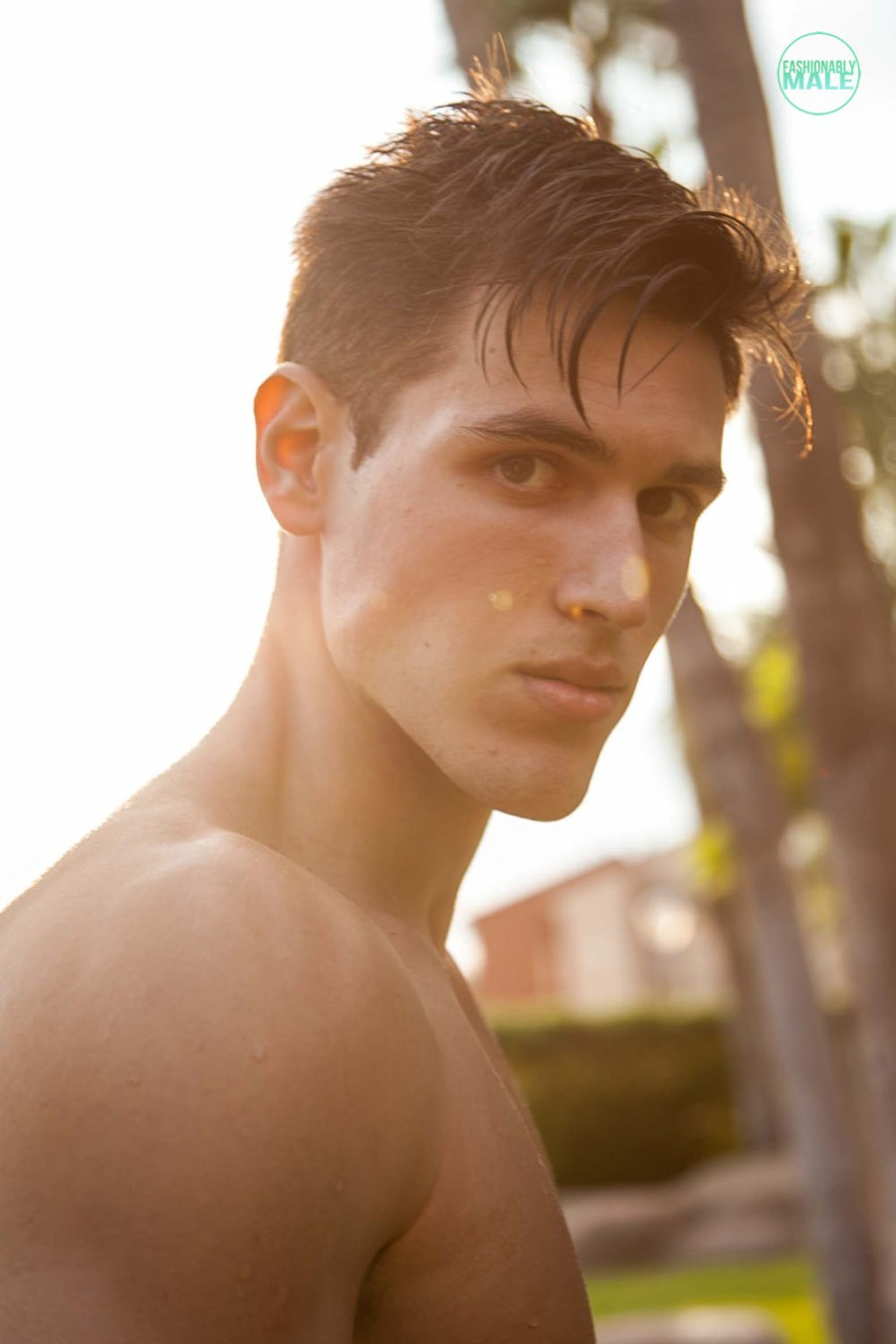 Guillermo by Jose Martinez for Fashionably Male 03