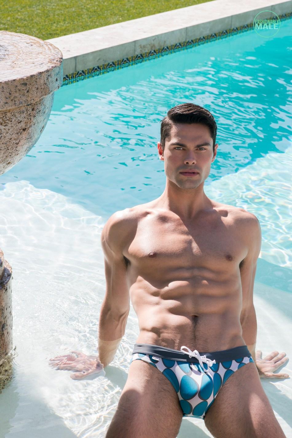 Justin Hughes by Matthew Mitchell Fashionably Male4