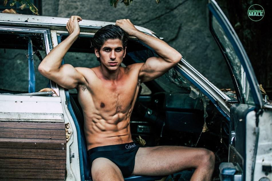 Lioz Haroush by George Louvaris Fashionably Male11
