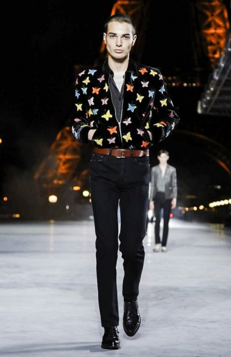 SAINT LAURENT READY TO WEAR SPRING SUMMER 2018 PARIS13