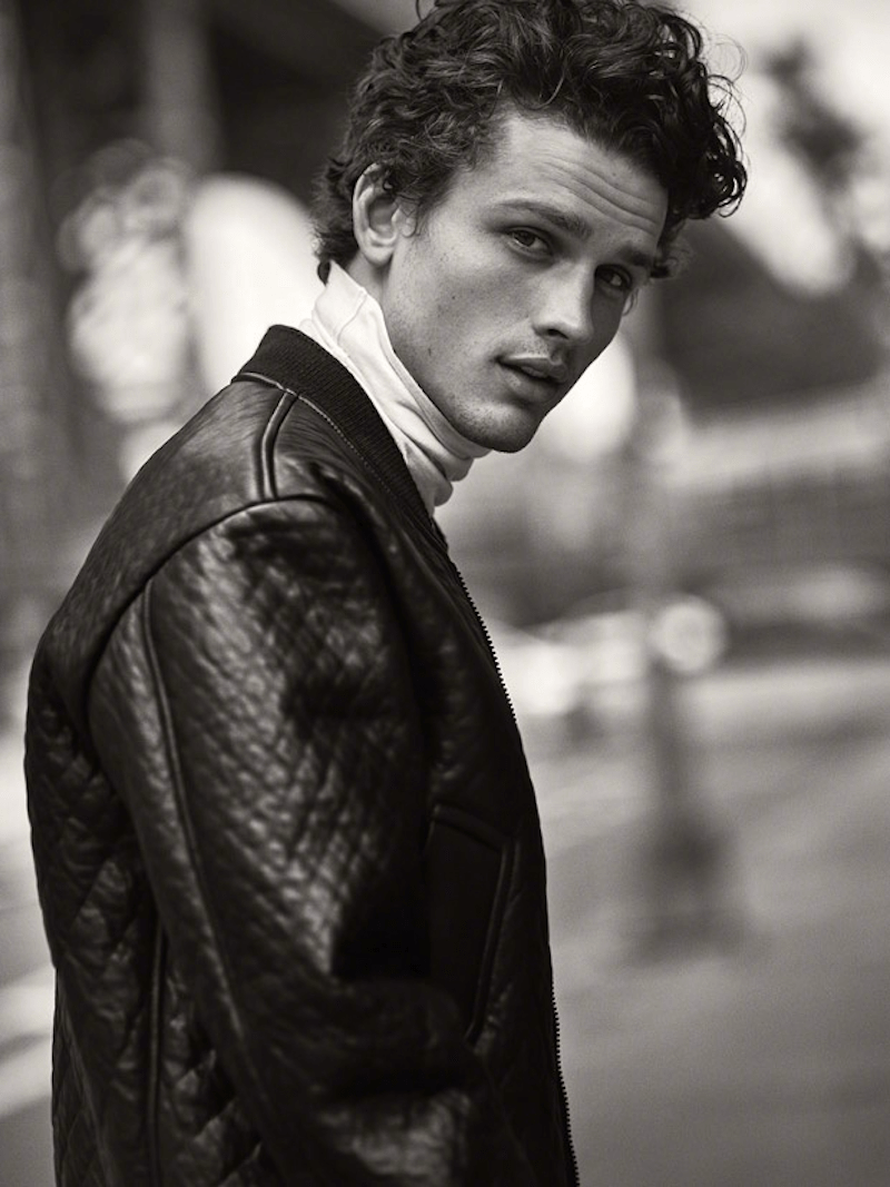Simon Nessman by Greg Swales GQ Brazil September 1