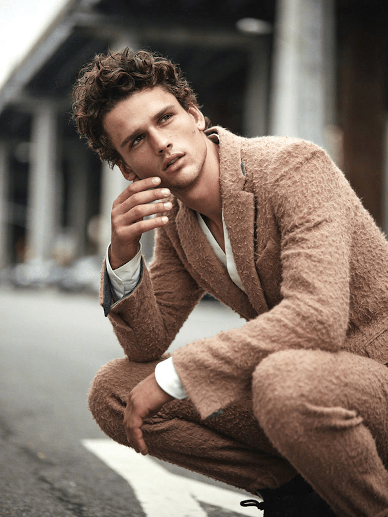 Simon Nessman by Greg Swales GQ Brazil September 8