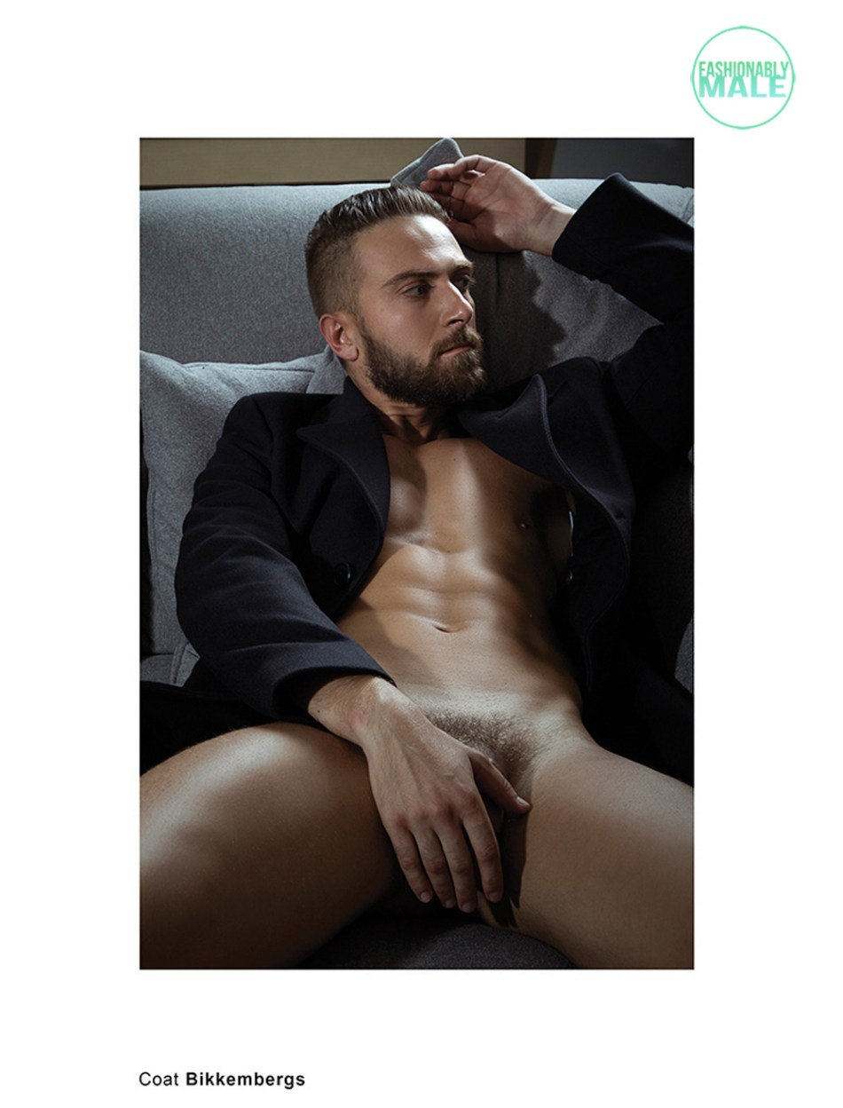 Steve Rogers by Alisson Marks for Fashionably Male9