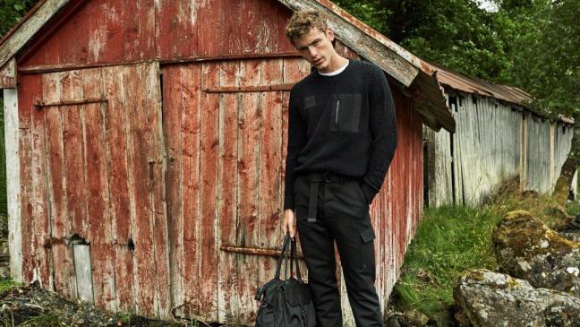 Tom Webb for Stradivarius AW17 Escape15