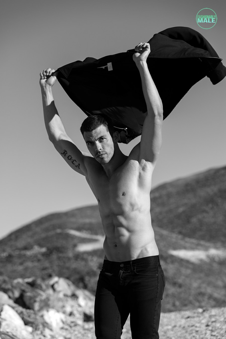 Augusto and Louis by Ivan Avila for Fashionably Male13
