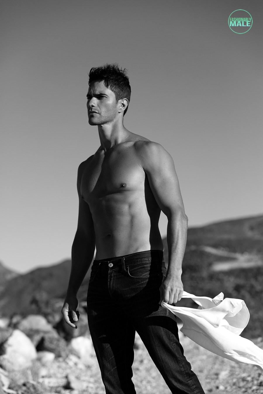 Augusto and Louis by Ivan Avila for Fashionably Male21