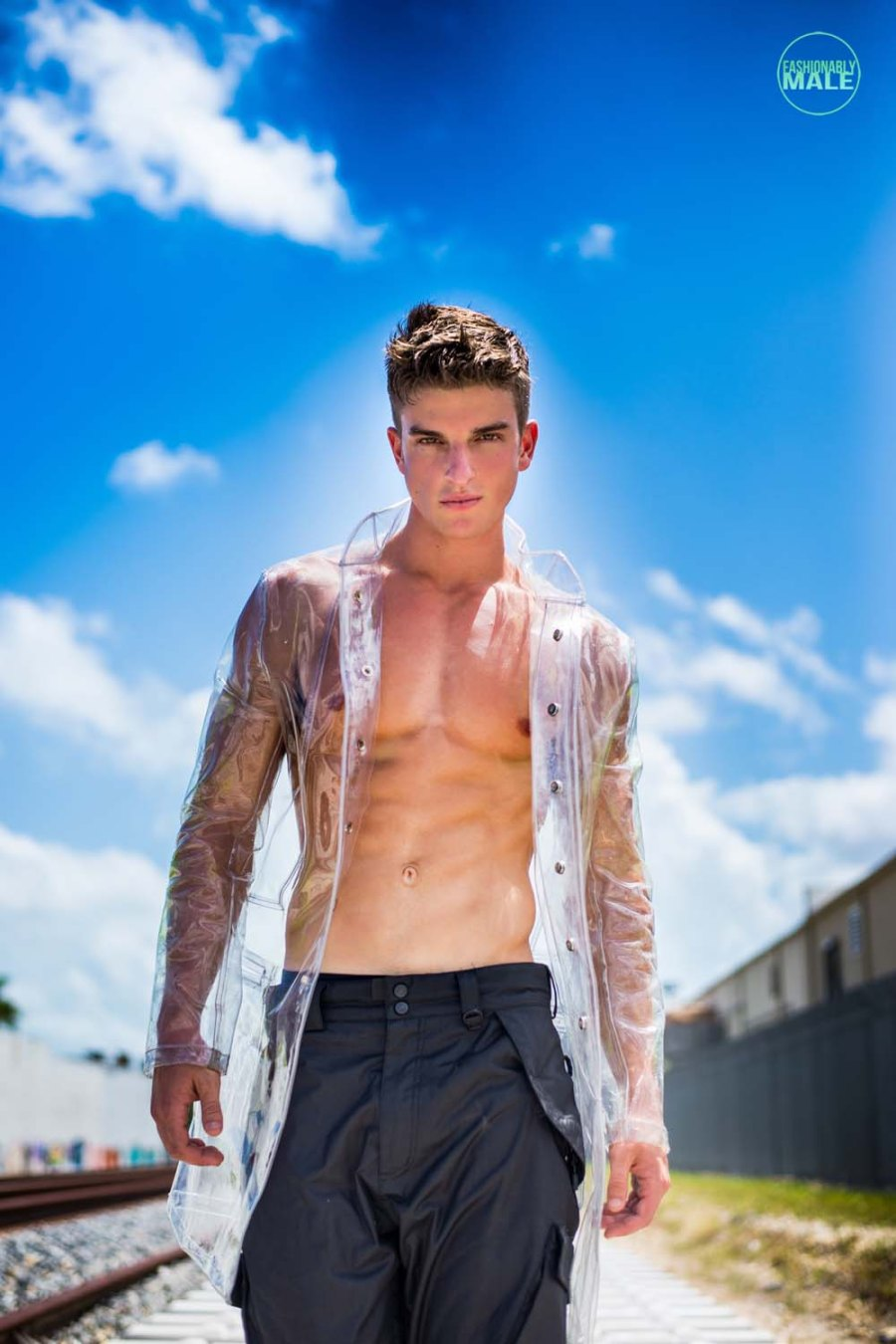 Bruno Scafidi by Ivan Avila for Fashionably Male4