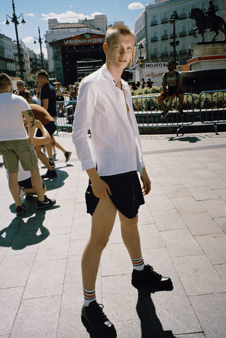 Jordy Gerritsma by Diego Villarreal for ODDA 13 Orgullo3