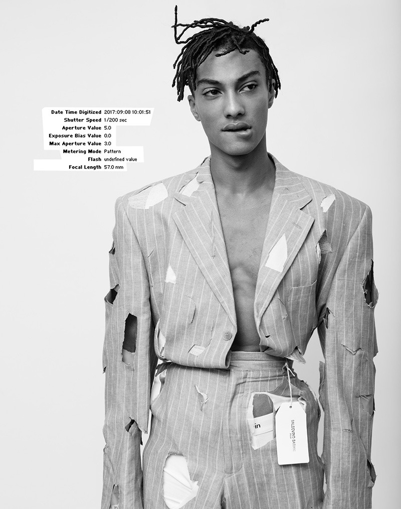 Onnys Aho by Baldovino Barani for FACTORY Fanzine11