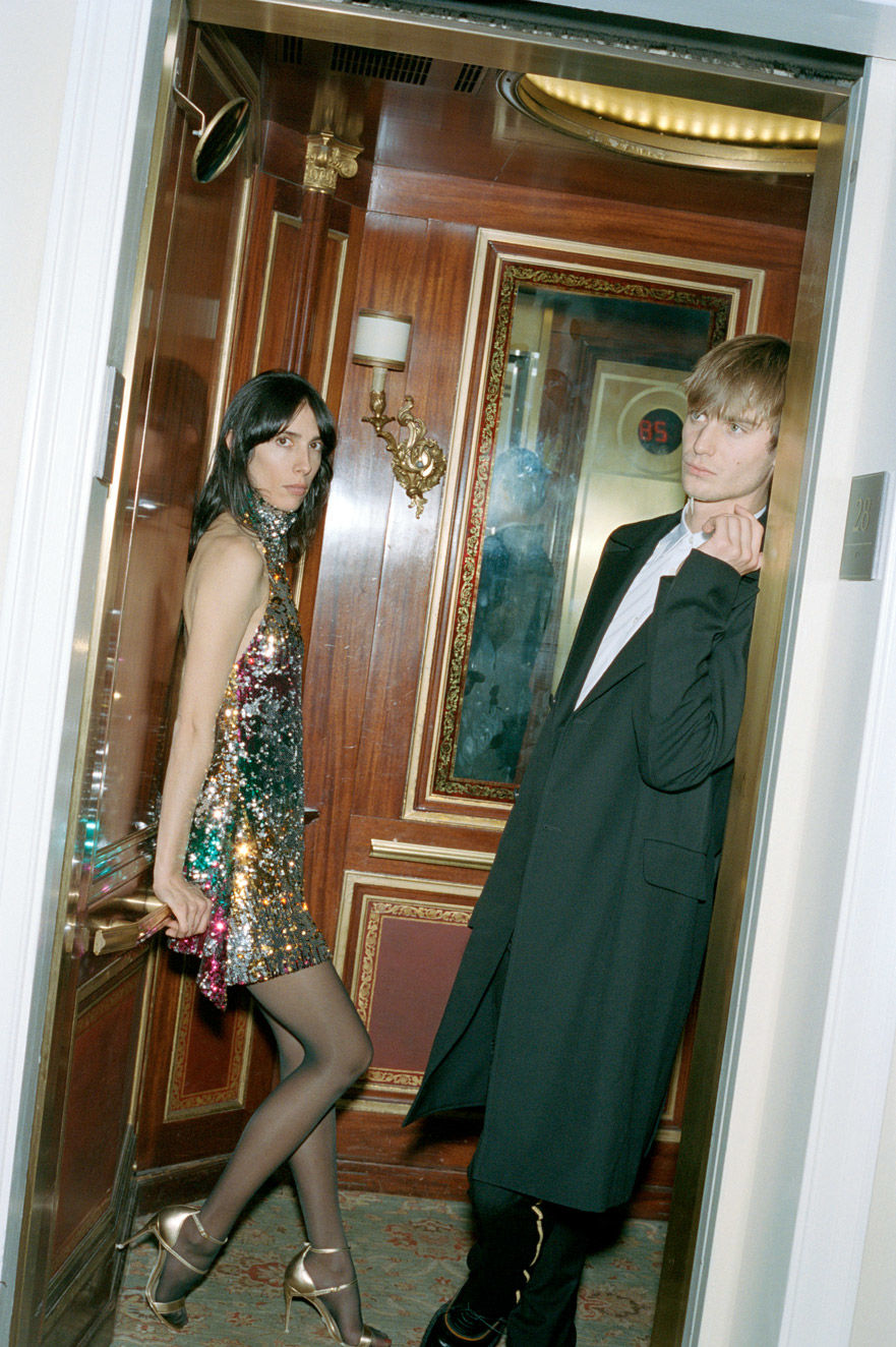 Ben Allen and Jamie Bochert by Peter Ash Lee for Browns Menswear13