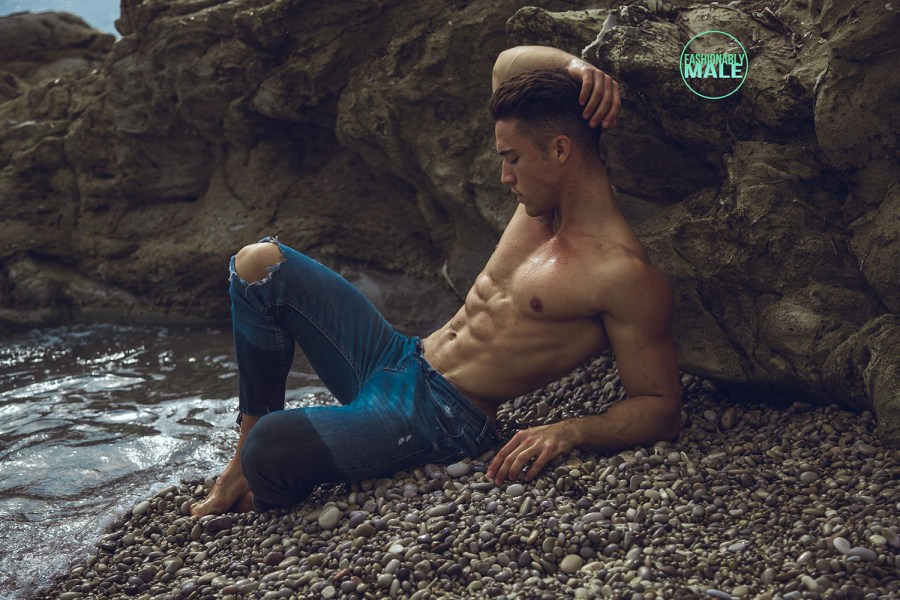 Borja by Jose Martinez for Fashionably Male4