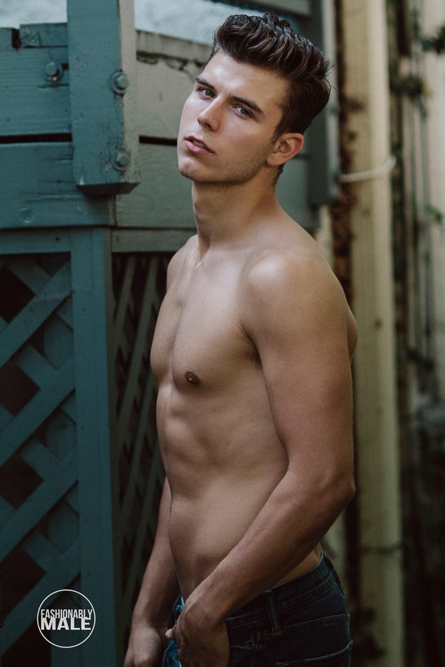 Joseph Boyd by Ivan Avila for Fashionably Male10