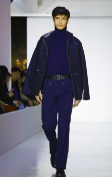 AGNÉS B MENSWEAR FALL WINTER 2018 PARIS22
