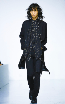 AGNÉS B MENSWEAR FALL WINTER 2018 PARIS27