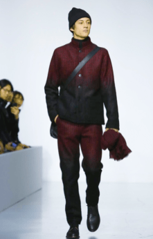 AGNÉS B MENSWEAR FALL WINTER 2018 PARIS29