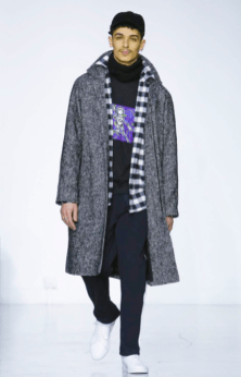 AGNÉS B MENSWEAR FALL WINTER 2018 PARIS30