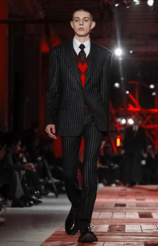 ALEXANDER MCQUEEN MENSWEAR FALL WINTER 2018 PARIS13