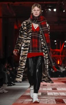 ALEXANDER MCQUEEN MENSWEAR FALL WINTER 2018 PARIS17