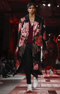 ALEXANDER MCQUEEN MENSWEAR FALL WINTER 2018 PARIS18