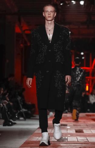 ALEXANDER MCQUEEN MENSWEAR FALL WINTER 2018 PARIS20