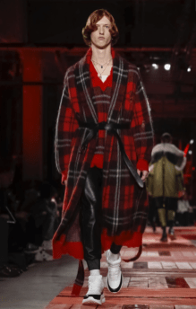 ALEXANDER MCQUEEN MENSWEAR FALL WINTER 2018 PARIS3