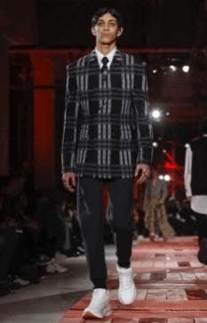 ALEXANDER MCQUEEN MENSWEAR FALL WINTER 2018 PARIS36